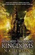 book cover: The Hundred Thousand Kingdoms