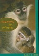Book cover: Parenting for Primates