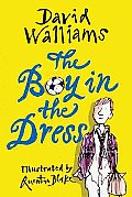 Book cover: The Boy in the Dress